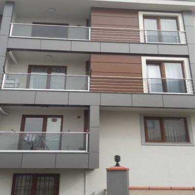 Balkon Küpeşte 18