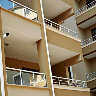 Balkon Küpeşte 2