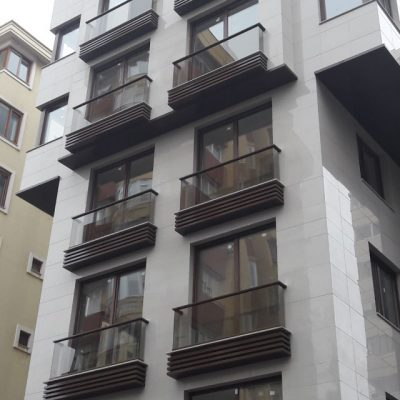 Balkon Küpeşte 20