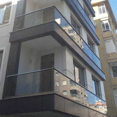 Balkon Küpeşte 35