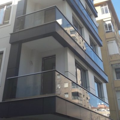 Balkon Küpeşte 7