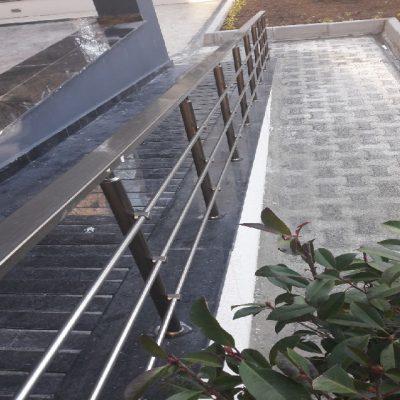 Merdiven Korkuluk 2